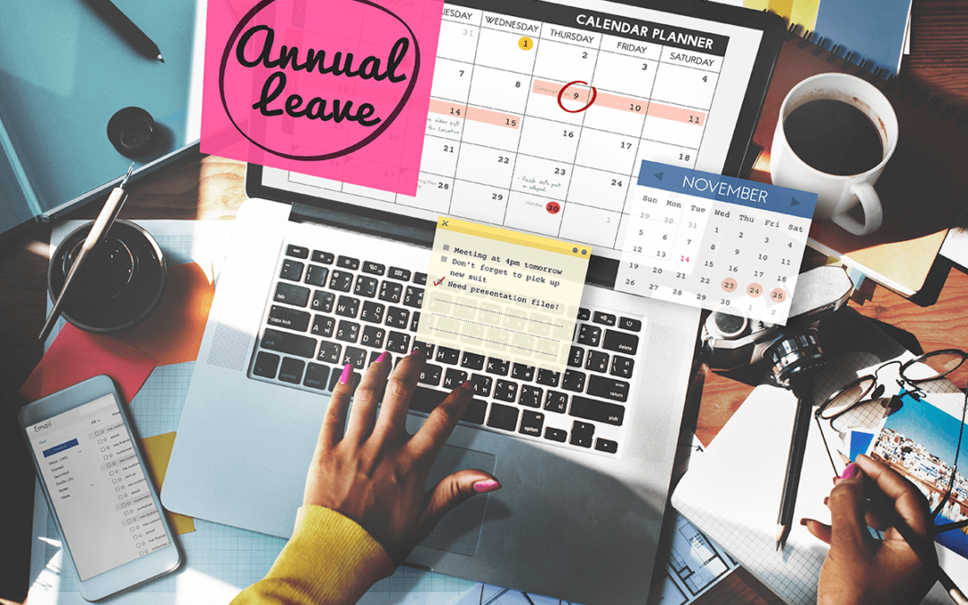 Time Out – Don't undervalue annual leave